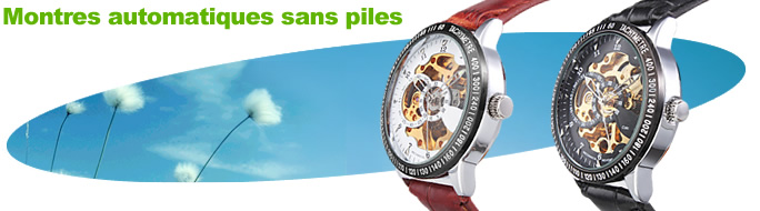 montre squelette skeleton